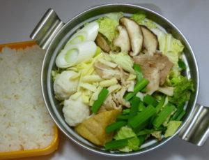 豚チゲ鍋2017